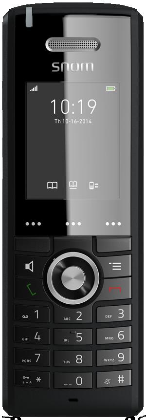 Snom VoIP DECT telefon