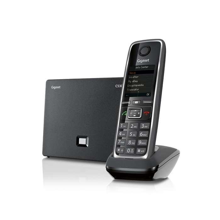 Gigaset bežični VoIP telefoni