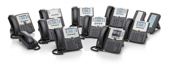 Cisco SPA500 voip telefoni