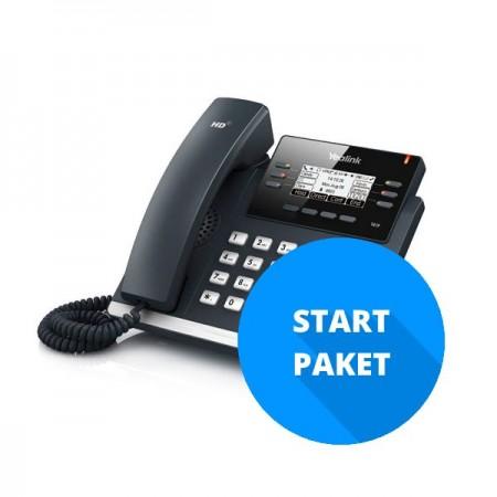 Start paket Yealink SIP-T41P VoIP telefon