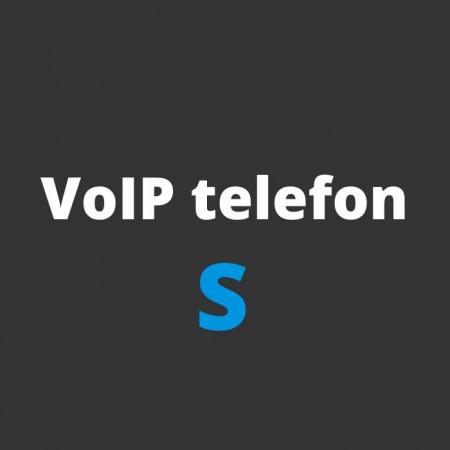 VoIP telefon S
