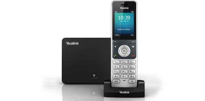Yealink W56P VoIP telefon