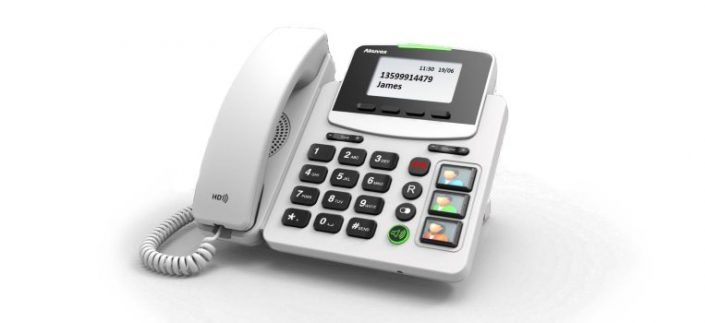 Akuvox HCP R15P VoIP telefon