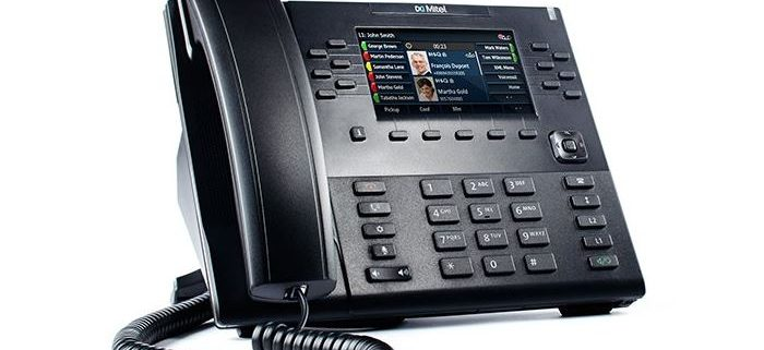 Aastra VoIP telefoni