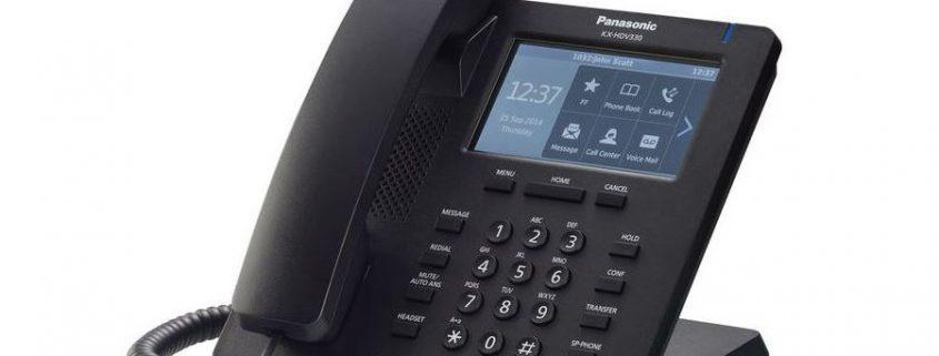 Panasonic VoIP telefoni